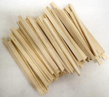 Balsa wood craft packs
