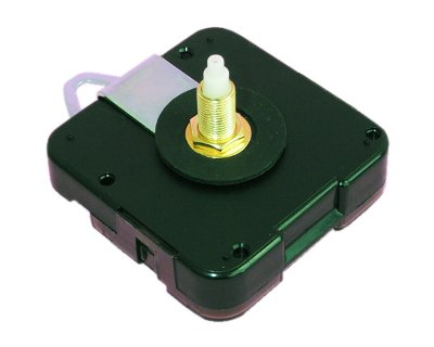 CLOCK MOVEMENT 15mm 1 PC ##