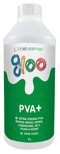 GLOO KIDS (PVA) XTRA STRONG GLUE 1L #