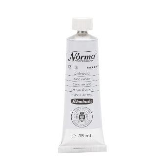 SCH NORMA OIL 35ML 112 ZINC WHITE S2 INR 3