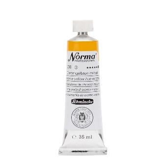 SCH NORMA OIL 35ML 230 CHROME YELLOW HUE MIDDLE S3 INR 3