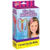 CFK ZIG ZAG HEADBANDS KIT - Click for more info