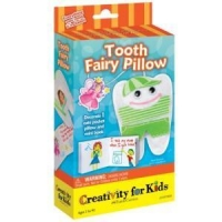 CFK TOOTH FAIRY PILLOWS KIT - Click for more info