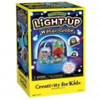 CFK LIGHT UP WATER GLOBE KIT - Click for more info