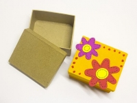 LITTLE PAPER MACHE MINI BOX RECT 6 PC - Click for more info