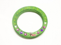 LITTLE PAPER MACHE OPEN CIRCLE 1 PC - Click for more info