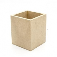 LITTLE WOOD PENCIL HOLDER 1 PC - Click for more info