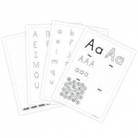 LITTLE PUPIL POCKET ACTIVITY SHEETS LITERACY 8 PC - Click for more info