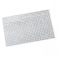 LITTLE RHINESTONE SHEET CRYSTAL 1 PC - Click for more info