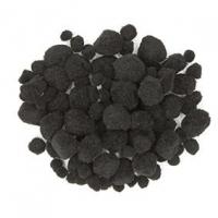 LITTLE POM POMS ASSTD BLACK 100 PC - Click for more info