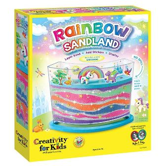 CFK RAINBOW SANDLAND - Click for more info
