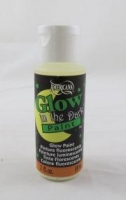 DECOART GLOW IN THE DARK PAINT 59mL # - Click for more info