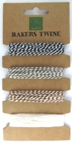 BAKERS TWINE MIX #2 - 4 x 4.5m # - Click for more info