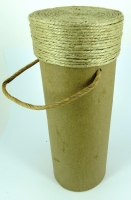 JUTE TWINE THICK 3500 TEX (4mm) 140m ##