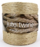 JUTE TWINE MEDIUM 1580 TEX (2mm) 315m ## - Click for more info