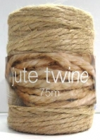JUTE NATURAL 75m # - Click for more info