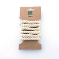 9mm Rope X 1m Natural # - Click for more info