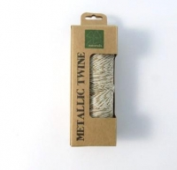 METALLIC TWINE GOLD - 50 M # - Click for more info