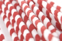 CHENILLE STICKS CANDY 300 X 6mm 25 PC - Click for more info