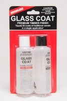 GLASS COAT SET/2 X 125ML (250ML) - Click for more info