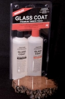 GLASS COAT SET/2 X 250ML (500ML) - Click for more info
