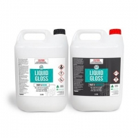 GLASS COAT SET/2 X 5L (10L) - Click for more info