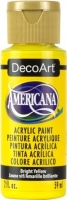 DECOART AMERICANA ACRYLIC BRIGHT YELLOW 59mL - Click for more info