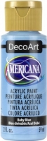 DECOART AMERICANA ACRYLIC BABY BLUE 59mL - Click for more info