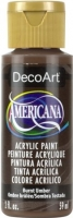 DECOART AMERICANA ACRYLIC BURNT UMBER 59mL - Click for more info
