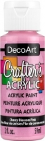 DECOART CRAFTERS ACRYLIC CHERRY BLOSSOM PAINT 59mL - Click for more info