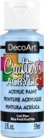 DECOART CRAFTERS ACRYLIC COOL BLUE PAINT 59mL - Click for more info