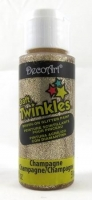 DECOART CRAFT TWINKLES CHAMPAGNE 59ML # - Click for more info