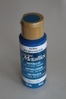 DECOART DAZZLING METALLICS ICE BLUE 59mL - Click for more info