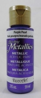 DECOART DAZZLING METALLICS PURPLE PEARL 59mL # - Click for more info