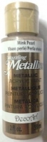 DECOART DAZZLING METALLICS MINK PEARL 59 ML # - Click for more info