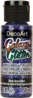Decoart Galaxy Glitter, DEEP SPACE BLUE - Click for more info