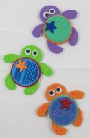 FOAM TURTLE KIT - MAKES 12 - Click for more info
