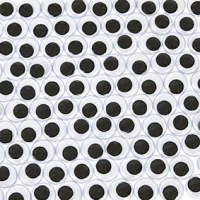 LITTLE EYES JOGGLE GLUE 15mm 100 PC ^ - Click for more info