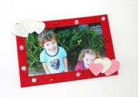 LOVE FELT FRAME KIT - MAKES 10 - Click for more info
