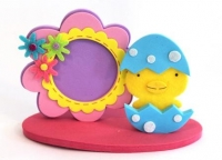 FELT FRAME KIT EASTER CHICK 10 PC* - Click for more info