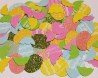 FOAM STICKERS EASTER EGGS 144 PC - Click for more info