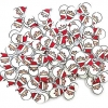 FOAM STICKERS SANTA 112 PC - Click for more info