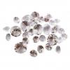 IMITATION DIAMONDS SILVER ASSTD 30 PC - Click for more info