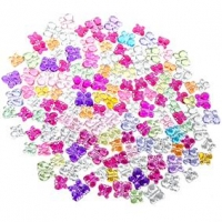 LITTLE GEMSTONES BUTTERFLIES 50 GM : - Click for more info