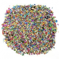 LITTLE GLITTER FOIL SPARKLES 50 GM ^ - Click for more info