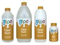 GLOO KIDS CLEAR GUM GLUE 1L #