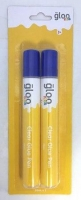 GLOO KIDS GLUE PENS CLEAR 50mL 2 PC - Click for more info