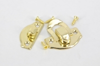 CATCH BRASS #12 GOLD 1 PC # - Click for more info