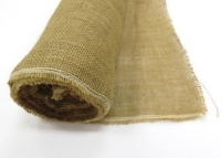 HESSIAN NATURAL 160CM 10 M - Click for more info
