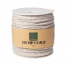 HEMP CORD TWISTED NATURAL 50M # - Click for more info